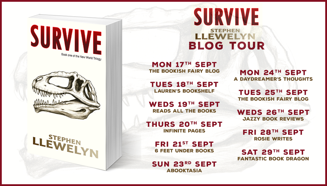 Buy Survive by Stephen Llewelyn