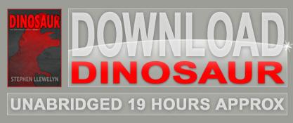 Download Dinosaur Audiobook by Stephen Llewelyn, read by Chris Barrie (Red Dwarf)
